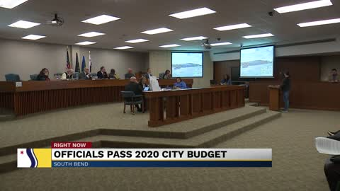 City of South Bend approves 2020 budget